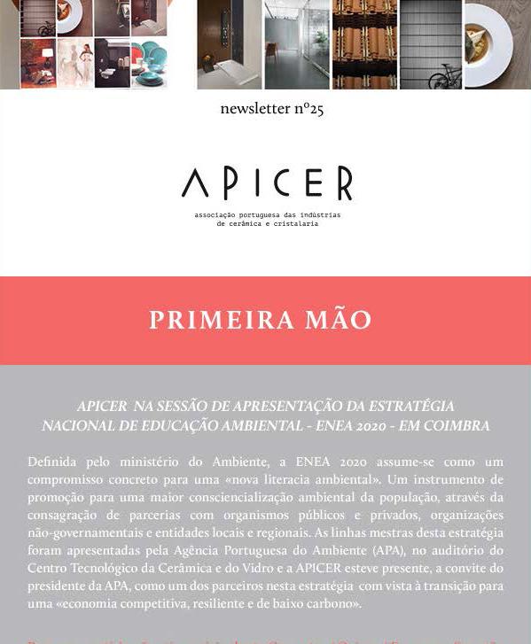 PRIMEIRA MÃO , Newsletter nº 25