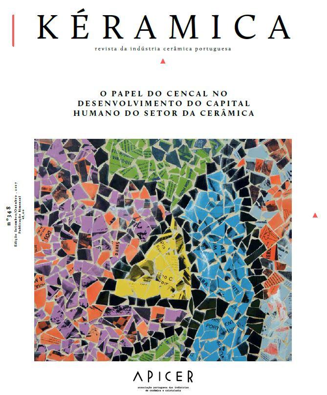 O papel do CENCAL no desenvolvimento do capital humano do sector da cerâmica , Edição nº 348