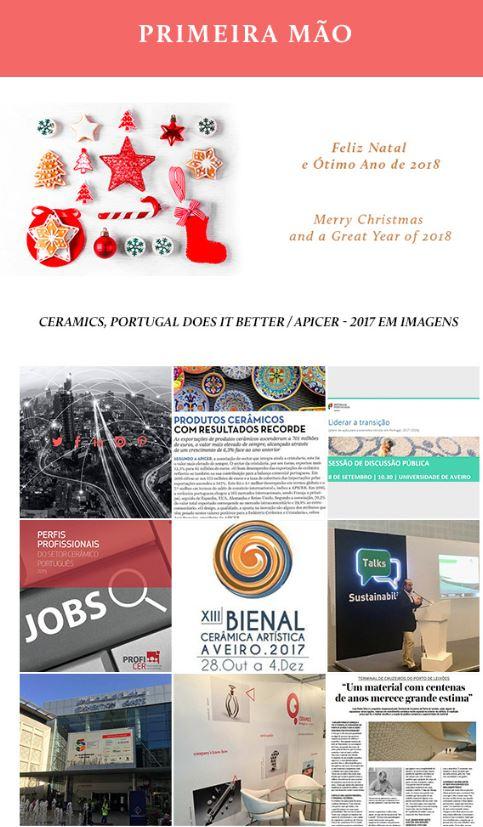 Newsletter Dezembro 2017 , APICER – 2017 em imagens