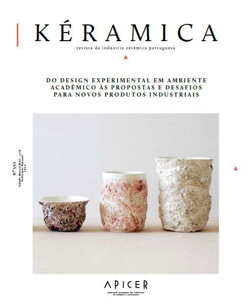 Do Design Experimental em Ambiente Académico às Propostas e Desafios para Novos Produtos Industriais , Edição n.º 351