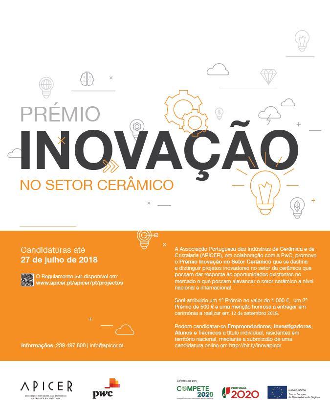 Prémio Inovação no Setor Cerâmico