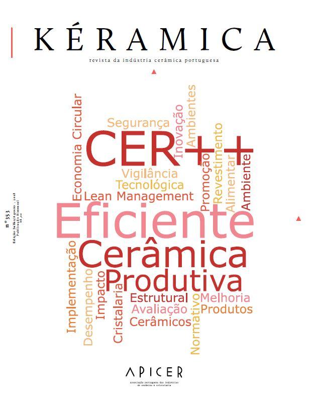 Projeto CER++ ( Cerâmica +Produtiva +Eficiente ) , Edição n.º353