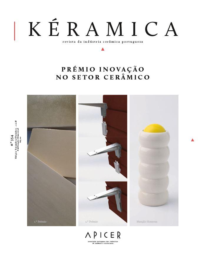 Prémio Inovação no setor Cerâmico , Edição n.º354