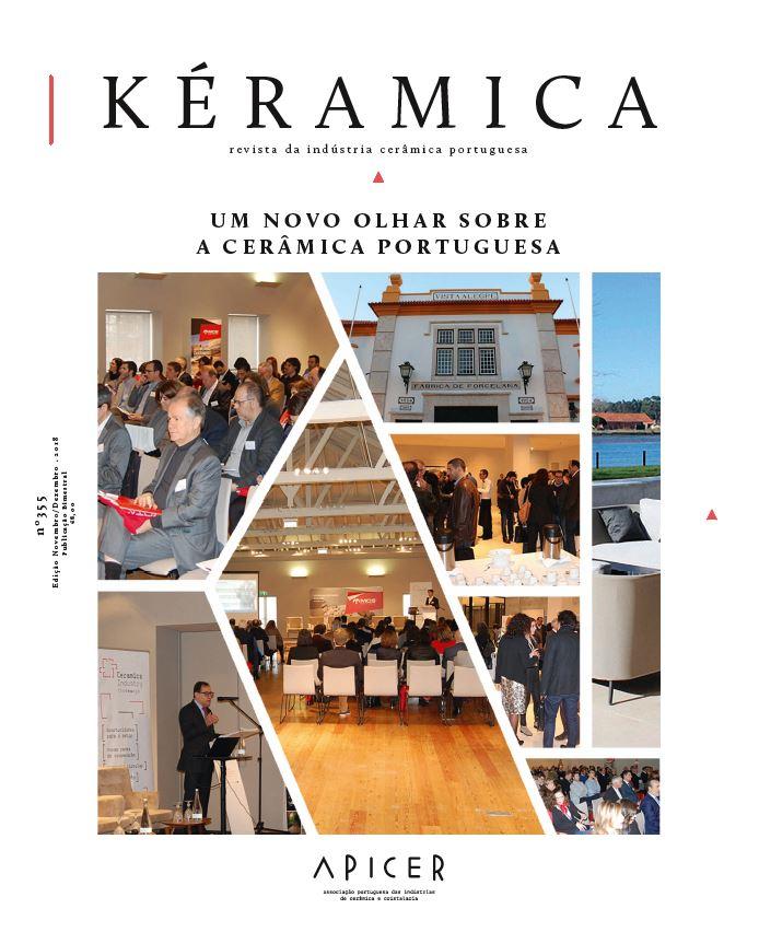 Um Novo Olhar sobre a Cerâmica Portuguesa , Edição.nº 355
