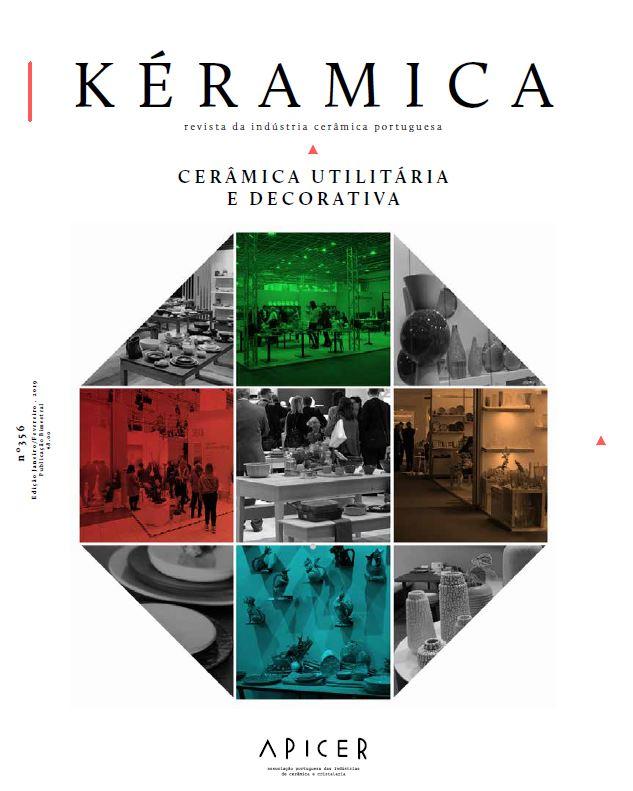Cerâmica Utilitária e Decorativa , Edição Nº 356