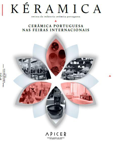 CERÂMICA PORTUGUESA NAS FEIRAS INTERNACIONAIS , Edição nº 362 - Janeiro / Fevereiro 2020